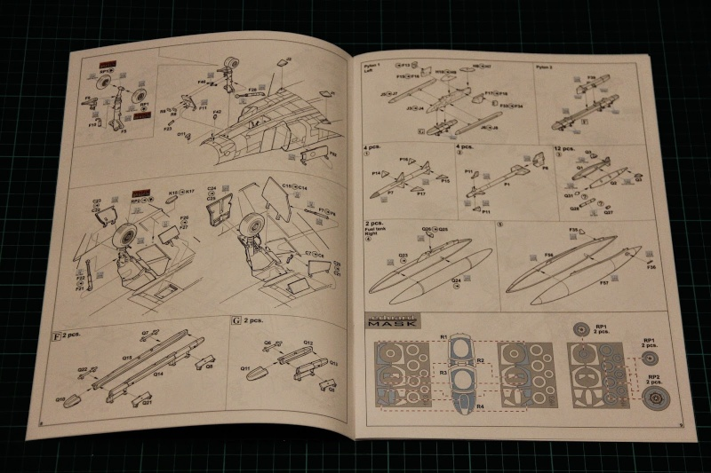 F4-C Phantom II Eduard 1/48 édition limitée - Good evening Da Nang _mg_9913