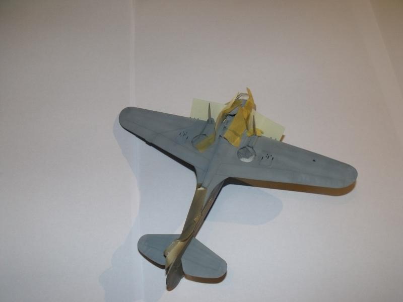 P-40 N Eduard 1/48° Dscf6219