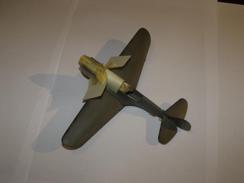 P-40 N Eduard 1/48° Dscf6221