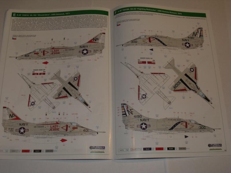 "A-4 E/F Skyhawk - Eduard ""Vietnam Scooters"" limited edition 1/48°. Dscf6235"