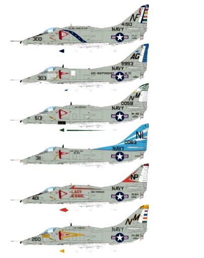 F4-C Phantom II Eduard 1/48 édition limitée - Good evening Da Nang Eduard11
