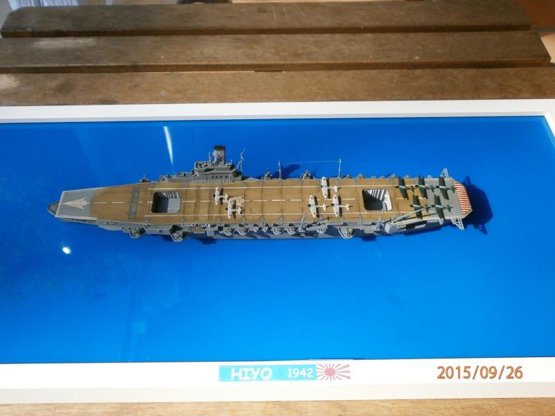 IJN HIYO 1/700 (à partir du JUNYO) de TAMIYA P9260010
