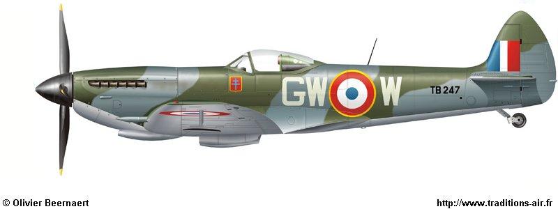 Seafire 4F 1948 Plaine des joncs Spitfi10