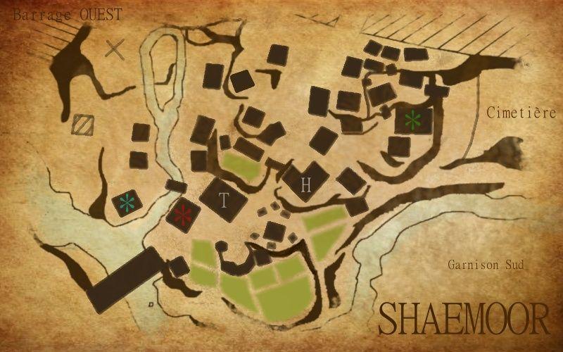 Cartographie du Monde Replay Shaemo12