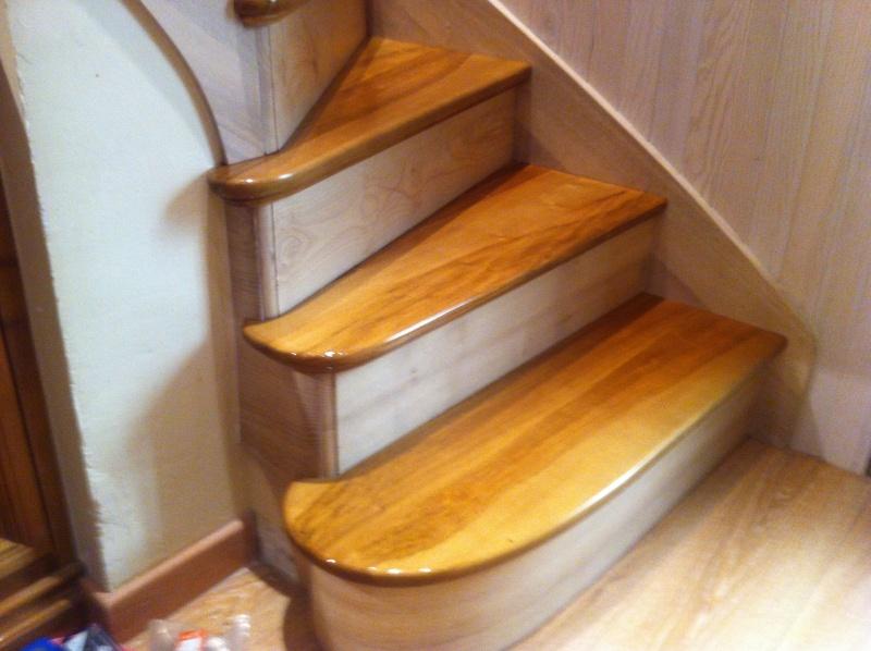 Habillage d'un escalier en beton - Page 5 Image10