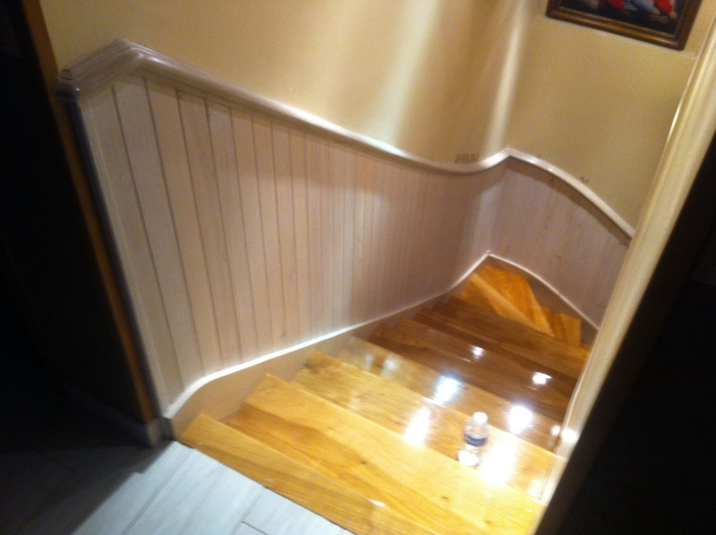 Habillage d'un escalier en beton - Page 5 Image15