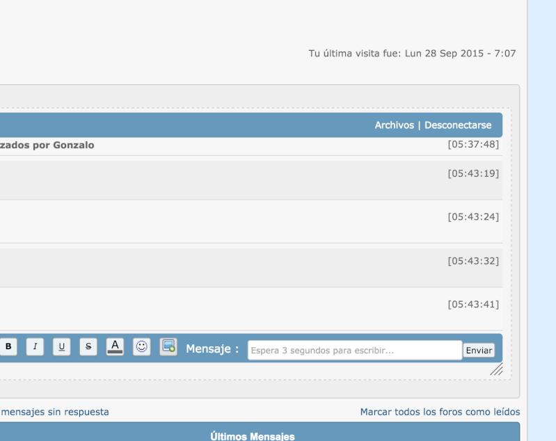 [javascript] Sistema antiflood en el chat Captur13