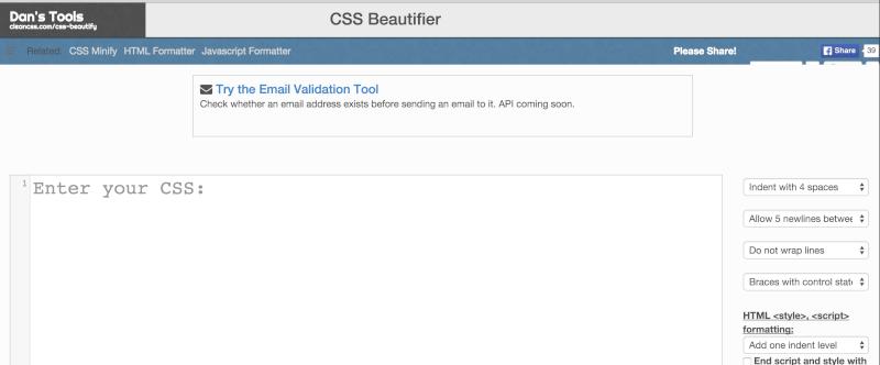 [recursos] compacta y extiende tu CSS Captur19