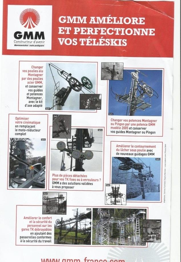 Les téléskis à enrouleurs GMM Archiv12