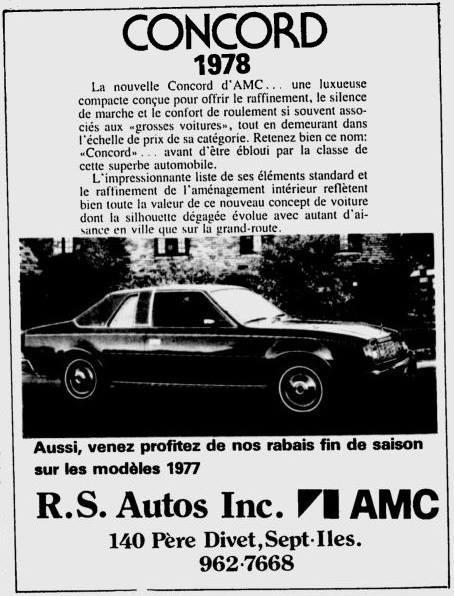 Les anciens dealers AMC du Québec - Page 2 15109410