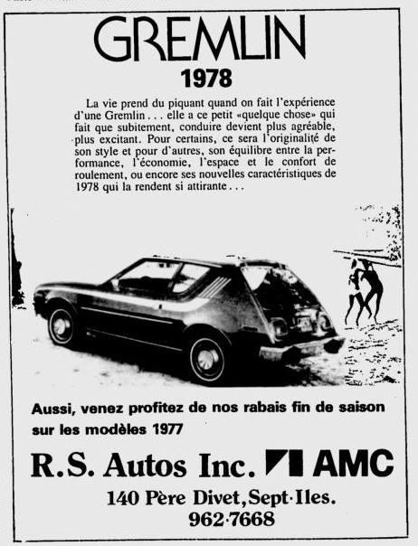 Les anciens dealers AMC du Québec - Page 2 15181410