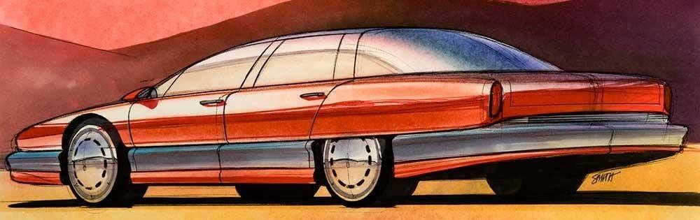 Desing suggéré Oldsmobile 18652410