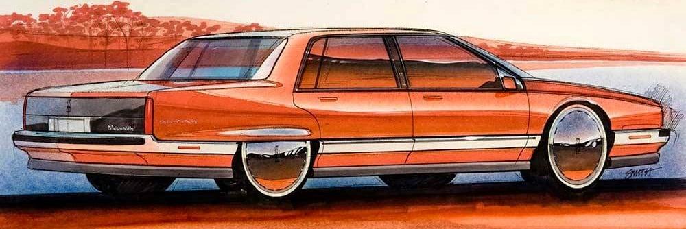 Desing suggéré Oldsmobile 18655810