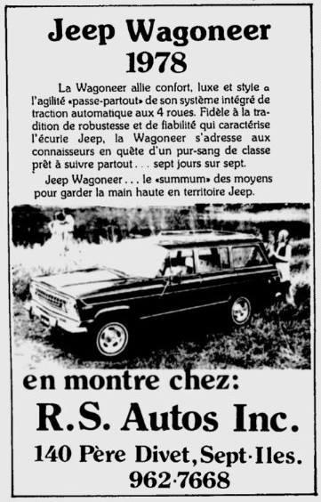 Les anciens dealers AMC du Québec - Page 2 19358611