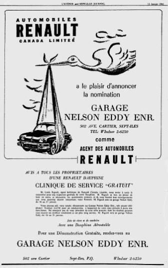 Les anciens dealers Renault au Québec 32540410