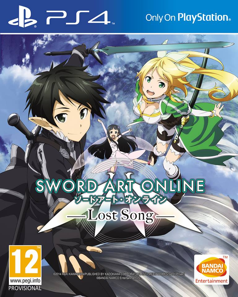 [NEWS] Sword Art Online: Lost Song (PS-VITA/PS3) : Traduction Anglaise 12039510