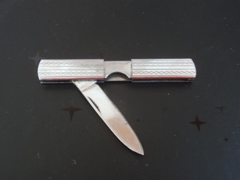 La collection de Couper au couteau P8233011