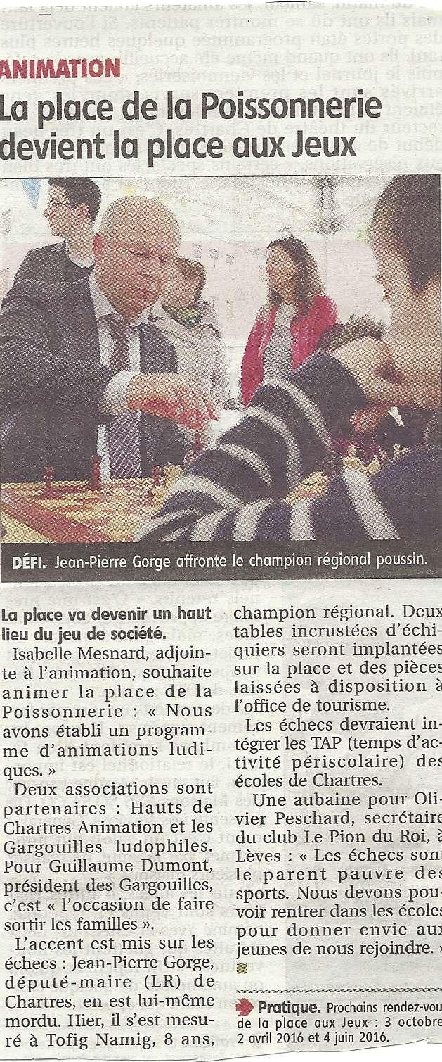 """Tournois et inauguration """"PLACE AUX JEUX"""" Numyri13"""