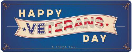Happy Veterans Day! 28c66e11