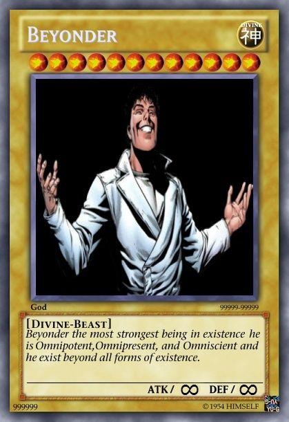 Yu-Gi-Oh Funny Meme Card Game Beyond10