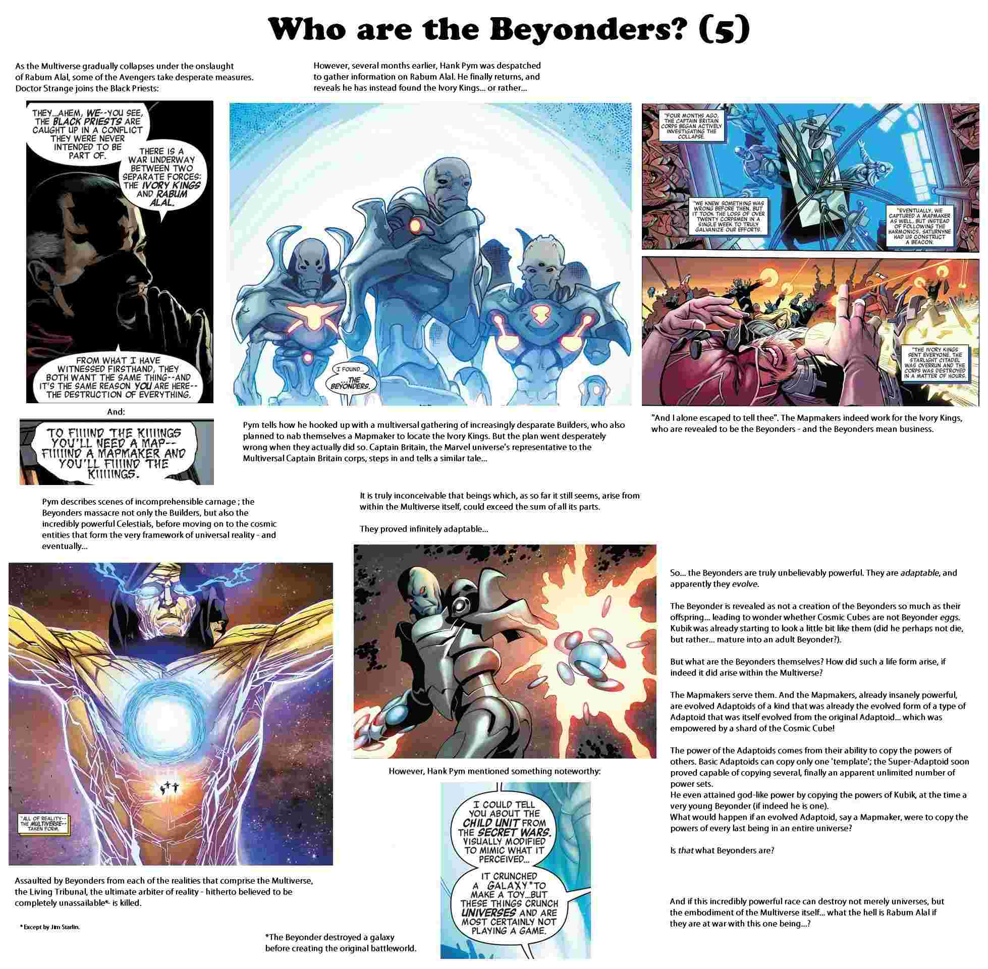 The Beyonders Respect Thread C_data17