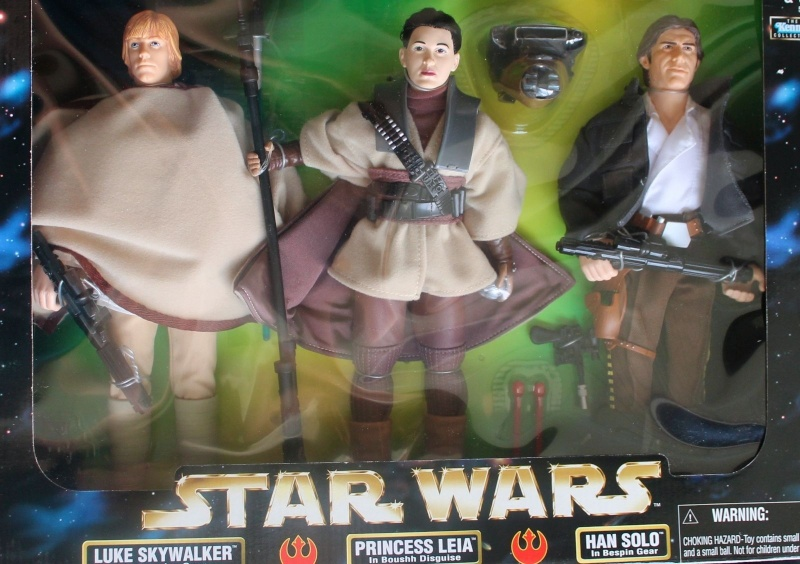 "Star Wars Kenner 12"" Tris10"