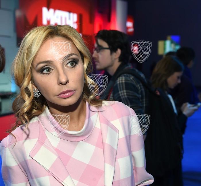 Татьяна Навка - ведущая канала Матч-ТВ - Страница 2 11617410