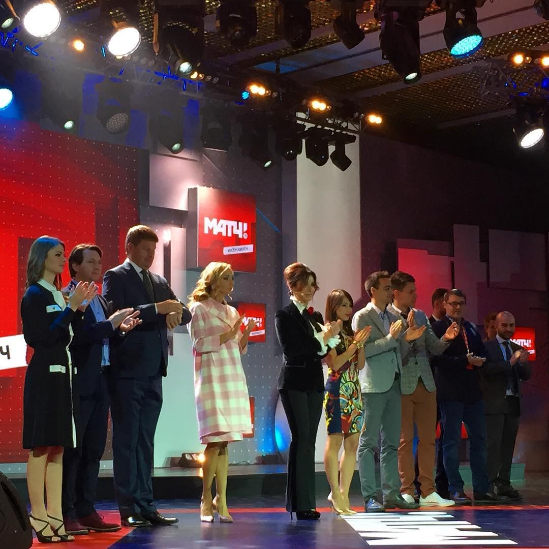Татьяна Навка - ведущая канала Матч-ТВ - Страница 2 11849310