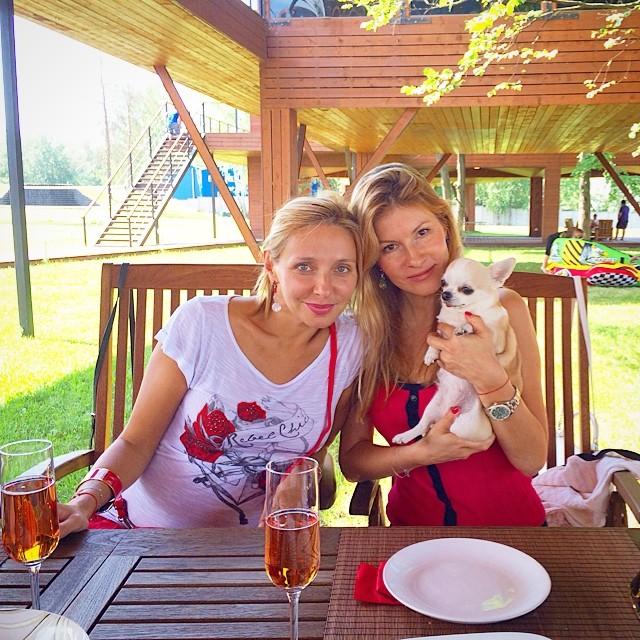 Татьяна Навка в соцсетях-2014-2015 - Страница 3 92500510