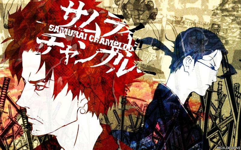 Samurai Champloo Anime-10