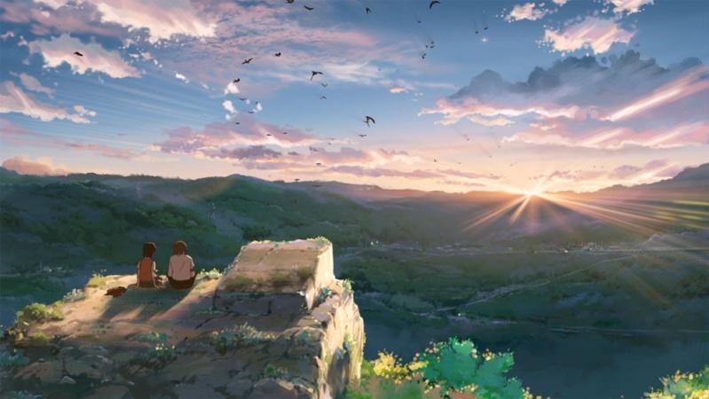 Hoshi wo Ou Kodomo (Voyage vers Agartha) Hoshi-11