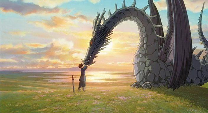 Gedo Senki (Les contes de Terremer) Les-co10