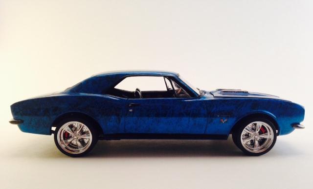 Camaro '67 TERMINÉE Fullsi16