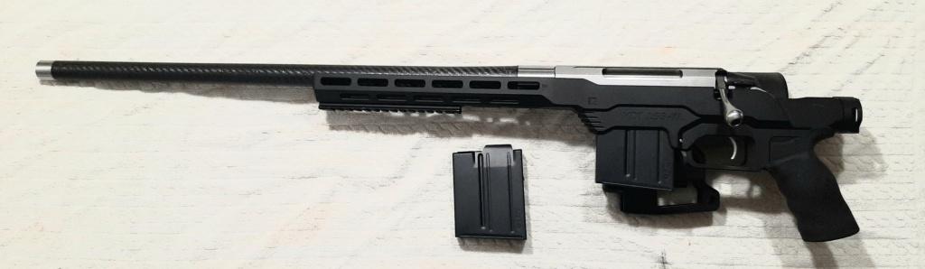 Tikka T3 stainless Custom canon carbon 308win gauchère  20201012