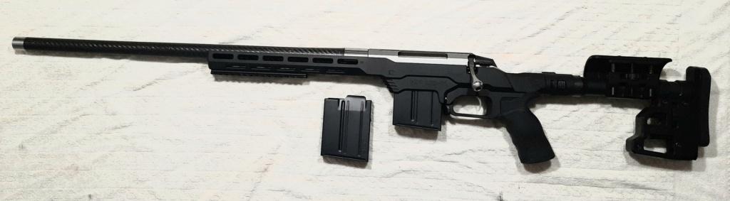 Tikka T3 stainless Custom canon carbon 308win gauchère  20201013