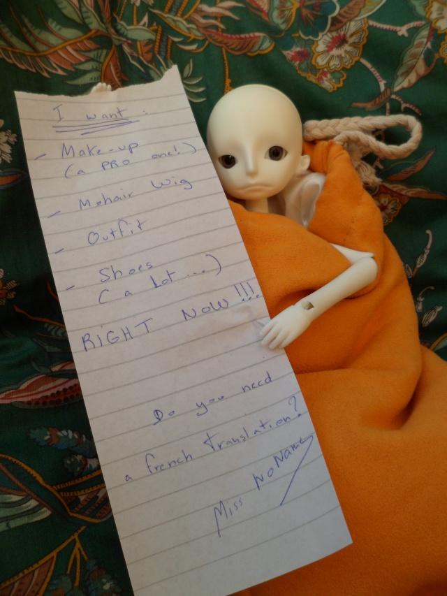 Dollchateau Hilary : le retour ! Sam_1021