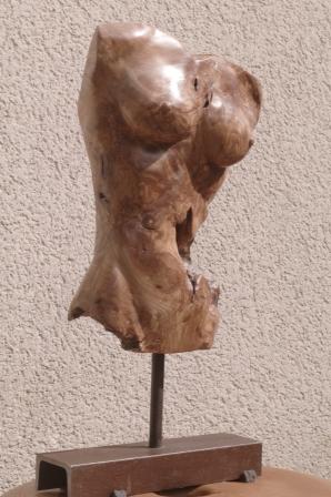 Buste en frêne Tony9711