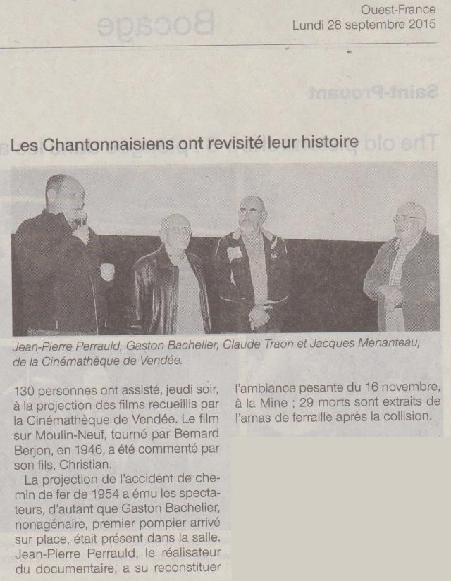 16 novembre 1957 - Catastrophe ferroviaire de Chantonnay 2015-010