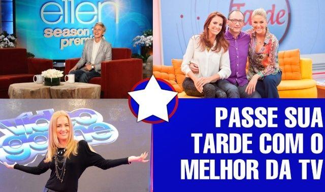 Tardes da TV Nacional vem sofrendo traumas Tarde10