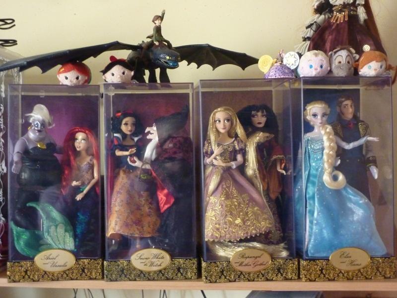 Disney Fairytale Designer Collection (depuis 2013) - Page 2 P1260220