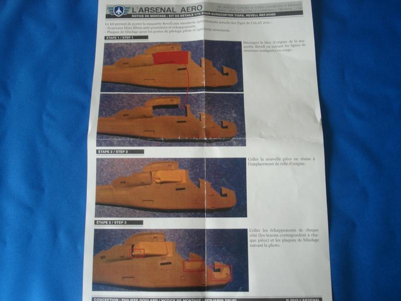 [l'arsenal 2.0] kit détails TIGRE pour maquette revell au  1/72e   Dsc04930