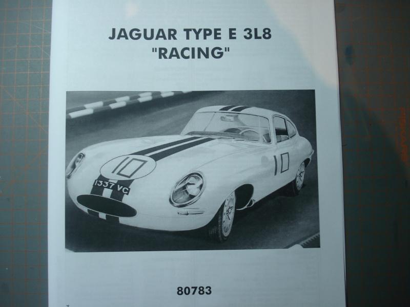 "Jaguar type E ""RACING""  (heller ) 1/24e Dsc05023"