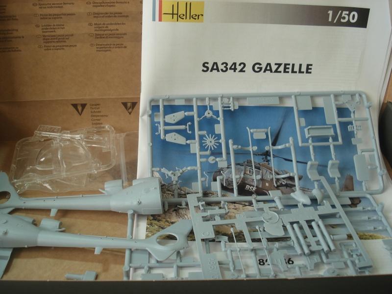 AEROSPATIALE SA 342 GAZELLE Hot ALAT 150ème Réf 80486 Dsc05038