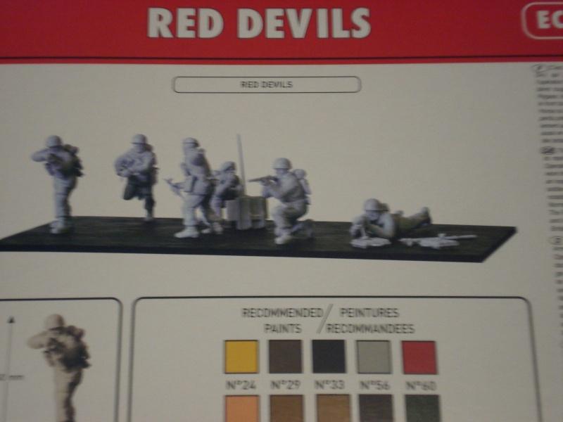 [HELLER] RED DEVILS - 1/35. Ref: 81222 Dsc05119