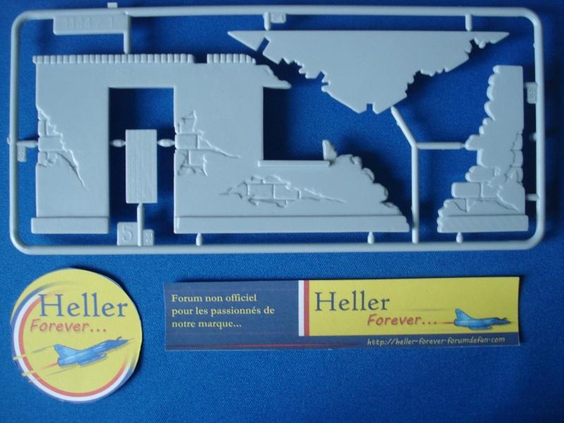 [HELLER] Diorama ruines Normandie 1/35e  Ref: 81250 Dsc05136