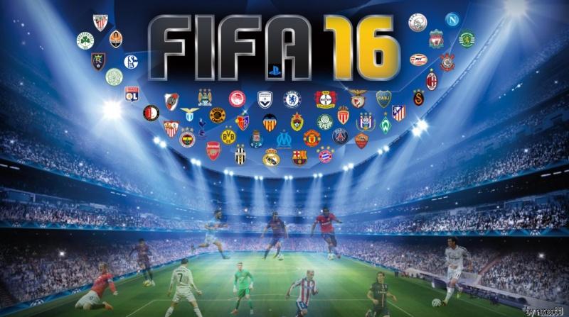 Liga Fifa 16 PS4