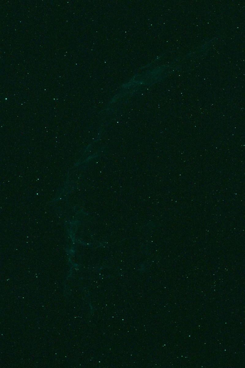 NGC 6992 et lune gibbeuse... O310