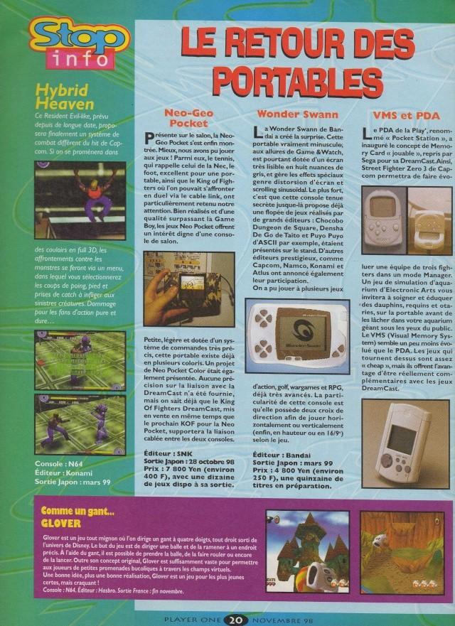 Ma découverte de la Neo·Geo Pocket - Page 2 Player10
