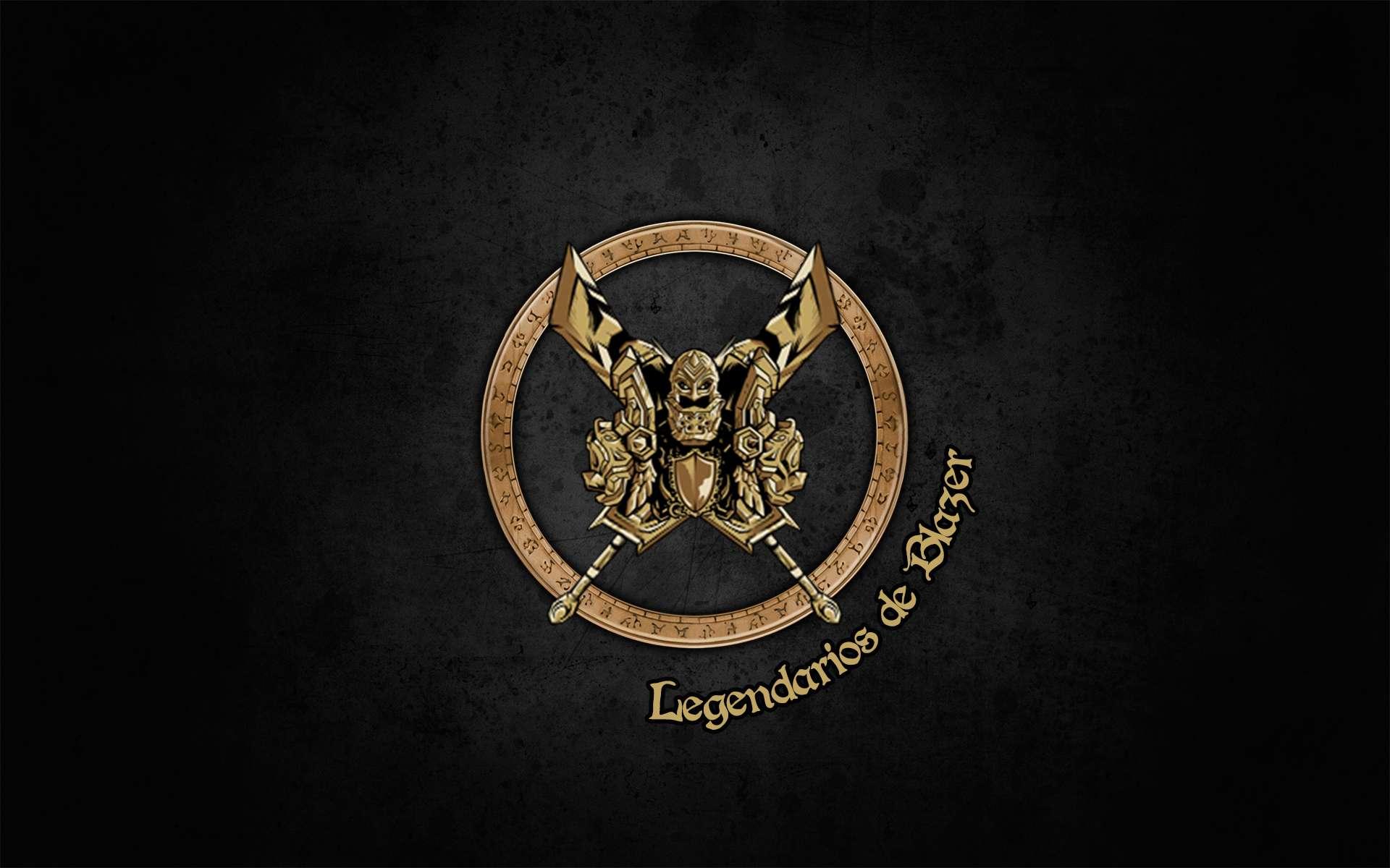 Legendarios de Blazer - Portal Logo_l11