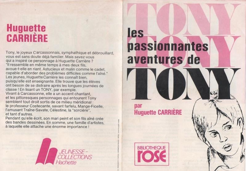 """Huguette Bézian est Huguette carrière l'auteur de """"Tony"""" - Page 4 Tony_110"""